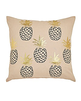 Lorraine Kelly Dunmore Pineapple Cushion