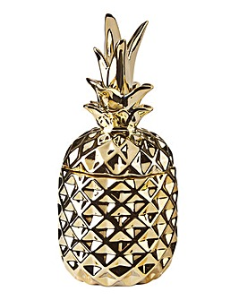 Lorraine Kelly Pineapple Trinket Pot