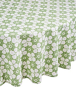 Katie Kitchen Circle Tablecloth
