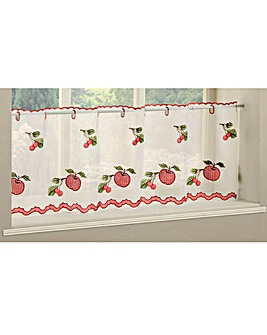 Fruit Gingham Cafe Net