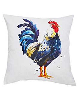 Digital Printed Bird Cushion