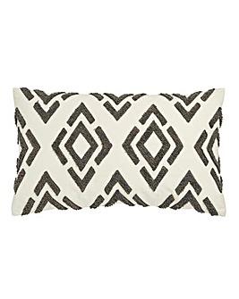 Tribal Diamonds cushion