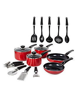 Morphy Richards 5pc Panset with 9 Tools
