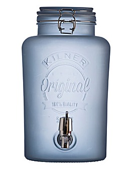 Kilner Frosted 5 Litre Drinks Dispense