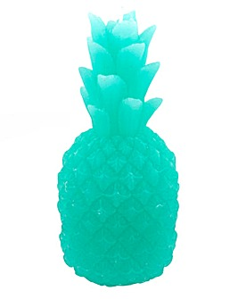 Large Green Pineapple Candle