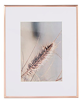 Copper Plated Photo Frame 13 x 18