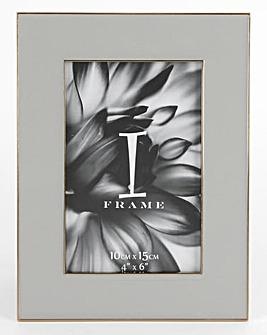 iFrame Grey Photoframe 10 x 15cm