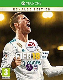FIFA 18 - Ronaldo Edition Xbox One