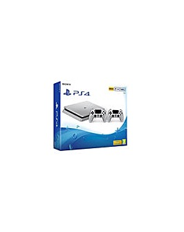 PS4 500gb SILVER Limited Edition Console