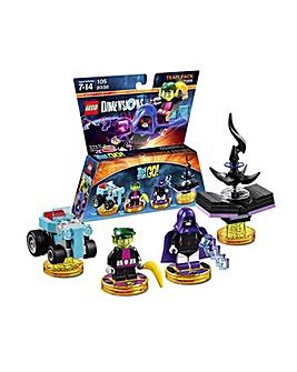 Lego Dimensions Teen Titans Go Team Pack