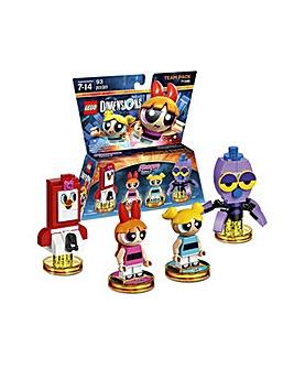 Lego Dimensions Powerpuff Girls TeamPack