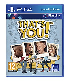Thats You PS4