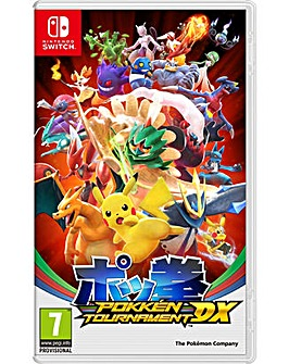 Pokken Tournament DX Nintendo Switch