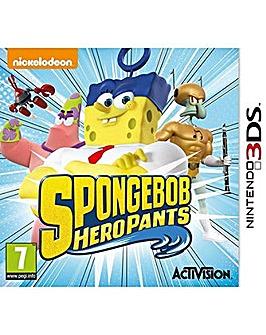 SpongeBob HeroPants 3DS
