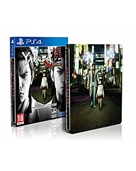 Yazuka Kiwami Steelbook Edition PS4