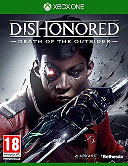 Dishonored Death Of The Outsider Xbox1