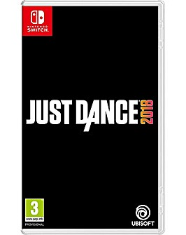 Just Dance 2018 Nintendo Switch