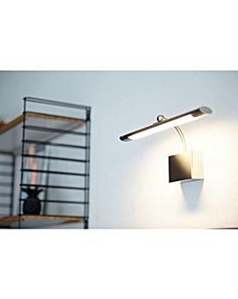 Philips Mahogany Lamp acryl-nickel