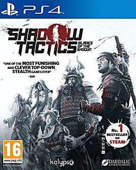 Shadow Tactics Blades of the Shogun PS4