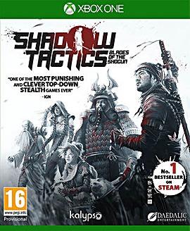 Shadow Tactics Blades of the Shogun XB1