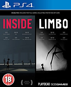 InsideLimbo Double Pack PS4