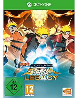 Naruto Ultimate Ninja Storm Xbox One
