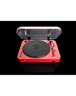 Lenco L-85 USB Turntable - Red