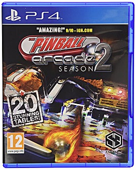 Pinball Arcade Season 2 PS4