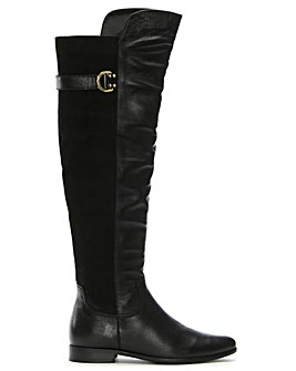 DF By Daniel Adlington Over Knee Boots