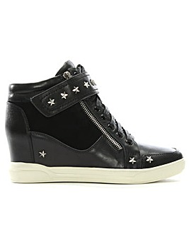 Daniel Pomfret Star Wedge High Tops