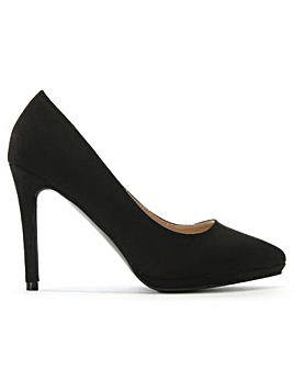 DF By Daniel Kensi Platform Court Shoes