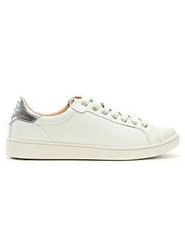 UGG Milo Leather Lace Up Trainer