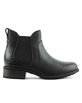 UGG Bonham Waxed Leather Chelsea Boot