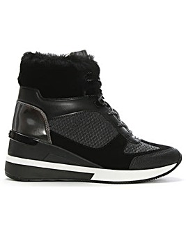 Michael Kors Mixed Material High Tops