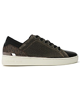 Michael Kors Mixed Material Sneakers