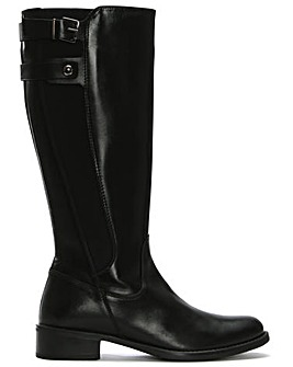 DF By Daniel Mumbles Leather Riding Boot