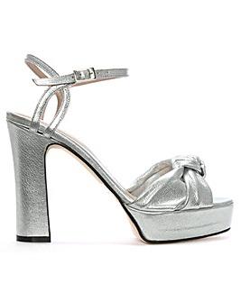 Daniel Morina Knotted Platform Sandals