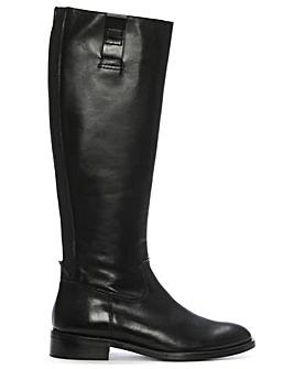 Daniel Pintano Elasticated Knee Boots