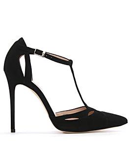 Daniel Neila Suede Ankle Strap Sandals