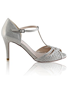 Perfect Strassa Crystal Encrusted Sandal