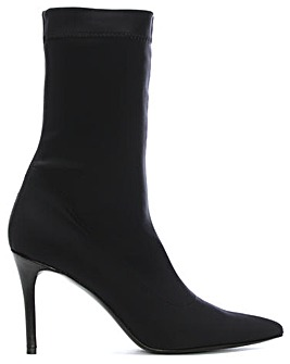 Daniel Afemini Stretch Sock Ankle Boots