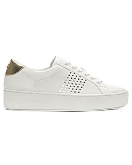 Michael Kors Perforated Leather Sneakers