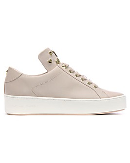 Michael Kors Heart Lace Up Sneakers