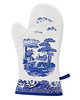 Blue Italian Oven Glove