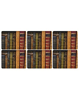 Pimpernel Archive Books Placemats