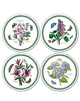 Botanic Garden Round Placemats