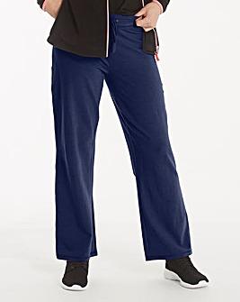 Cotton Rich Straight Leg Pant 29 Inch