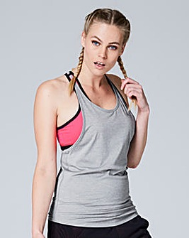 Under Armour 2 in 1 Tank