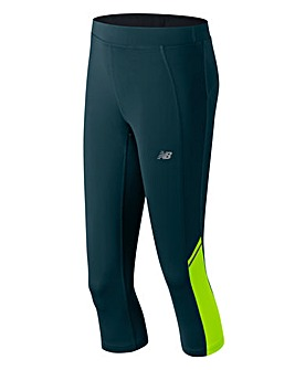 New Balance Accelerate Capri Legging