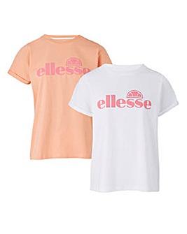 Ellesse Pk of 2 Tees